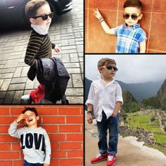 The 5-Year-Old Boy Who's Become an Instagram Style Icon. Take notes. I'm depressed. #mensfashion