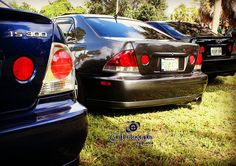 Shout out to @all_things_is300 reppin at Quietwaters Park CookOut/BBQ Car Meet. #carphotographybyjjgarcia ##lexus #lexusis300 #is300 #allthingsis300
