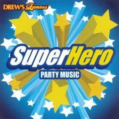 Superhero Party Music