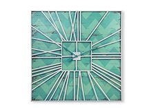 Foreside Home and Garden Metal Tic Wall Clock, Blue Foreside Home and Garden http://www.amazon.com/dp/B00GYP8T3U/ref=cm_sw_r_pi_dp_mea2vb1P9FNM3