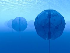 FUTURE FISH FARMS: Giant Deep-Sea Pods, in Pictures