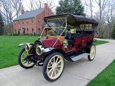 1911 Cadallic 30-Standard 5 passenger convertable touring car...