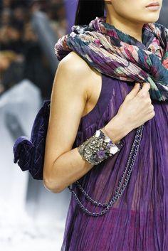 Chanel PFW Fall 2012 rtw