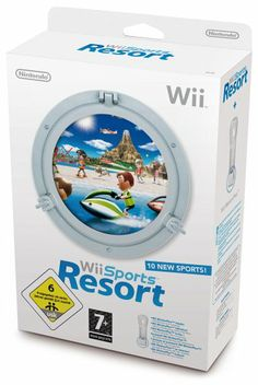 Wii Sports Resort (Wii) with Wii MotionPlus Accessory: Wii: Amazon.co.uk: PC & Video Games