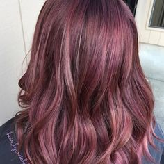 * Violet Rose Hair Painting .... by @hair_by_michelle, Santa Rosa, California // 1st Time Feature for on #BEHINDTHECHAIR ! #kenrametallics 10SM 9VM and a line of each 6RR/5VR w/Olaplex.
