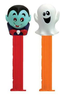 Harris Sisters GirlTalk: Halloween Time Is PEZ Time - 2013 Halloween PEZ Dispensers
