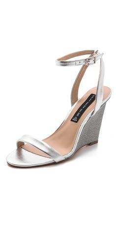 Steven Carolee Wedge Sandals | SHOPBOP