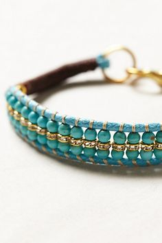 Beaded Amitie Bracelet