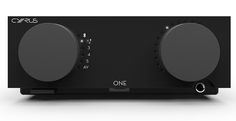 Cyrus ONE Integrated Amplifier | Hifi Pig