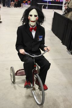 https://flic.kr/p/nyVFsr   Ottawa Comiccon 2014: Billy the Puppet   Character: Billy (Saw)