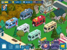 Family Guy Game Designs Family Guy Addicts Game Assets Design