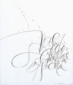 The Berlin Calligraphy Collection: Yves Leterme