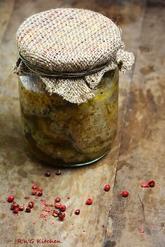 R'n'G Kitchen: Kanie w zalewie octowej Jar, Kitchen, Cooking, Kitchens, Cuisine, Cucina, Jars, Glass