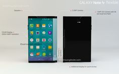 Samsung Galaxy Note 4 to Feature a Flexible Display?