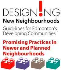 Tell us what you think the building blocks of a great new neighbourhood are! Visit: http://www.edmonton.ca/DesigningNewNeighbourhoods #yegDNN