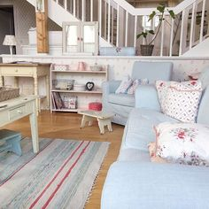 Shabby and Charme: Nordic shabby per un bellissimo cottage in Germani...