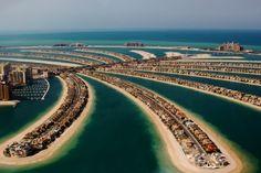 Palm Jumeirah, Dubai, UAE
