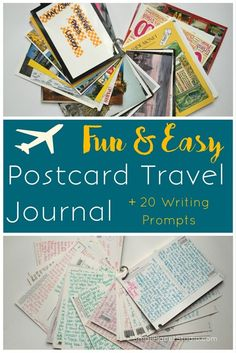 Fun and Easy Postcar...