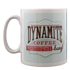 Dynamite Coffee