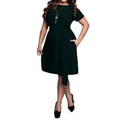 COCOEPPS Elegant Casual women blue dresses big sizes New ... https://www.amazon.com/dp/B073ZB8VWN/ref=cm_sw_r_pi_dp_U_x_69PyAbPYBE5A3