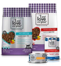 """Check out this $5.00 off Coupon for """"I and love and you"""" Pet Food Products!"""