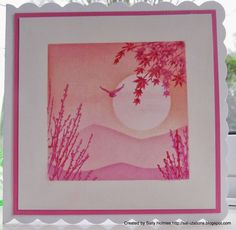 Crafty Salutations: Pretty in Pink at Stamping Sensations