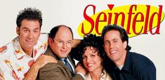 For me Seinfeld is the one of the most hilarious sitcom series of all time.Check out Most Hilarious Seinfeld Episodes '' of all time. Seinfeld Characters, Seinfeld Episodes, Jerry Seinfeld, Classic Comedies, Tv Land, Comedy Show, Film Serie, Me Tv, Classic Tv