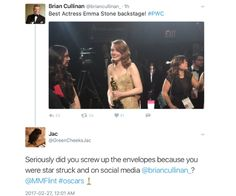 """ACADEMY AWARDS • 2017 