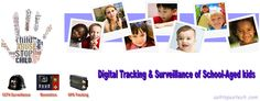 New Way to Protect Your Child abuse with GPS Surveillance System...