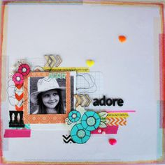 Adore layout created by Dt Bente - andrinemaren.blogspot.no