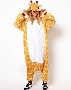 Kigu Giraffe Onesie