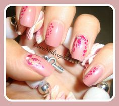 Tutorial Nail Art - Only Pink! - Tentazione Unghie