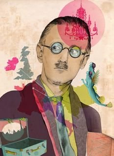 """The detritus of reality is the material of Joyce's fiction. """"If 'Ulysses' isn't fit to read,"""" he once said, """"life isn't fit to live."""""""