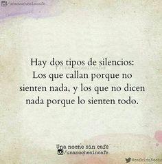 2 silencios...