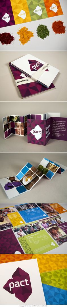 Pact | editorial design - created via http://pinthemall.net