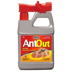 Wilson AntOut 1 L Attach-and-Spray Ant Killer
