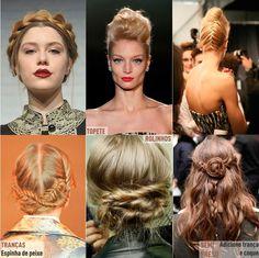 Ny fashion week 2013 , winter, fall, HAIR, CABELOS, PENTEADOS beuaty, beleza, tudo make 02,