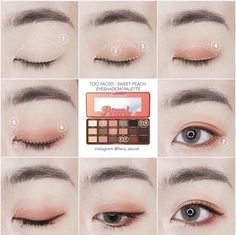 peach eye makeup eyeshadow – Mandy W. peach eye makeup eyeshadow Hello everyone, Today, we have shown Mandy W. Eye Makeup Glitter, Peach Eye Makeup, Asian Eye Makeup, Eye Makeup Tips, Beauty Makeup, Makeup Products, Makeup Ideas, Makeup Inspiration, Beauty Products