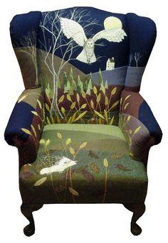 Rustique Interiors - Landscape Chair