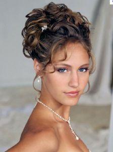 Opgestoken haar fotos - Bruidskapsels - Mooie Trouwkapsels van 2013
