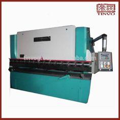 3-axis CNC Hydraulic Metal Sheet Bending Machine