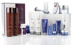All-in-One Set Special  Save 20% + 2 Free Products! Enjoy it all, the benefits of internal+external anti-aging skincare.