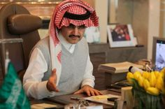 """RIYADH- Saudi tycoon Prince Alwaleed bin Talal on Wednesday promised his entire US$32 billion (S$43 billion) fortune to charitable projects in coming years, in one of the biggest ever such pledges. The pledge is """"maybe… the first such big announcement"""" of its kind in the region, and is modelled on a charity established by Microsoft founder Bill Gates in the United States, the Prince told reporters."""