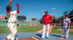 The list of tributes for David Ortiz continues to grow. On Tuesday, the Boston Red Sox designated hitter made the trip to Sterling, Mass., to see his likeness in a corn maze. He also recently got a…