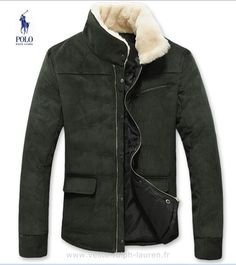 fda024725c2 Polo officiel - Ralph Lauren 2015 doudoune hommes concepteur rabais vert  Polo Doudoune Men s Coats And