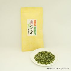 Chakouan tea shop: Kukicha (stem tea) made from the stems of Ureshino gyokuro.