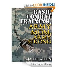 Book on how to deal with your child going to Army Boot Camp
