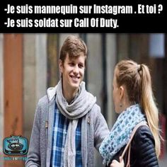 Une vie sur le réseau…😂 Source by luviacookies Our Reader Score[Total: 0 Average: Related Funny Images That Book Lovers Know All Too Well Crazy Memes and Funny Pics to Get Your Laugh On Life Memes, Life Humor, Memes Humor, Fuuny Memes, Stupid Memes, Funny Jokes, Sarcastic Memes, Call Of Duty, Humour Couple