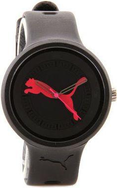 Puma Analog Watch - For Men, Women (Black) Watches For Men, Wrist Watches, Fashion Sale, Smart Watch, Flats, Unisex, Stuff To Buy, Nook, Shopping
