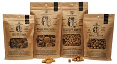 5 Food Packaging Design Trends for Contemporary Products - Animals - Cookies Recipes Dog Treat Packaging, Biscuits Packaging, Cookie Packaging, Food Packaging Design, Brand Packaging, Organic Packaging, Dog Biscuits, Logo Food, Dog Treats